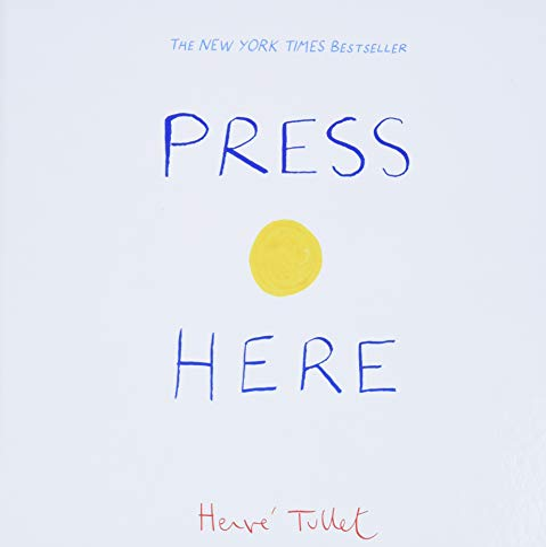 9780811879545: Press Here: Hervé Tullet