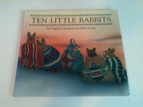 9780811890571: Ten Little Rabbits