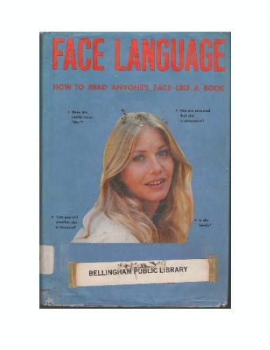 9780811902311: Face language