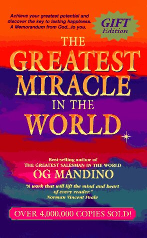 9780811902557: The Greatest Miracle in the World