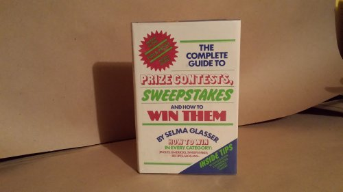 9780811903271: The complete guide to prize contests, sweepstakes, and how to win them