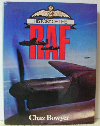 9780811905190: History of the RAF