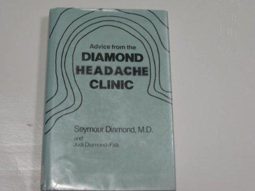 9780811905268: Advice from the Diamond Headache Clinic