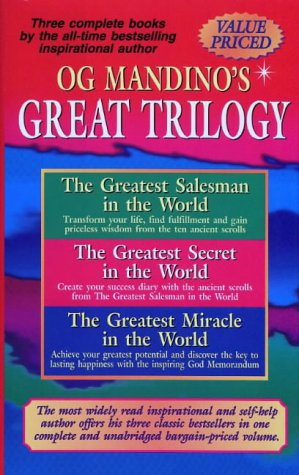 9780811908528: Og Mandino's Great Trilogy