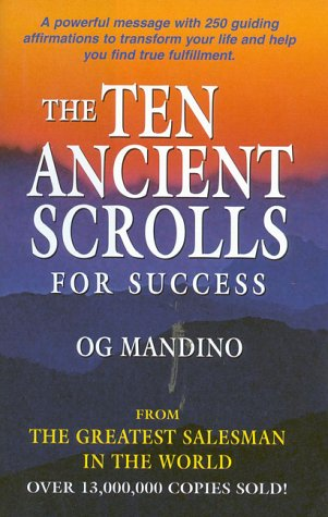 9780811908566: The Ten Ancient Scrolls for Su