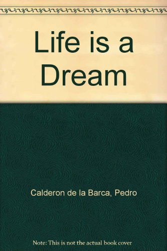 9780812001273: Life is a Dream