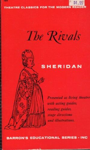 The Rivals: Sheridan, Richard Brinsley Butler