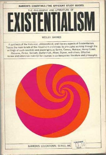 the concept of existentialism in various literary works His work crosses the boundaries of philosophy, theology, psychology, literary criticism, devotional literature and fiction kierkegaard brought this potent mixture of discourses to bear as social critique and for the purpose of renewing christian faith within christendom.