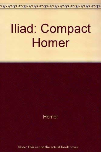 Iliad: Homer; S. H.