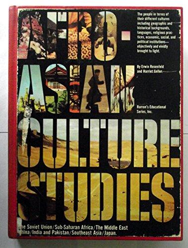 9780812004526: Afro-Asian Culture Studies