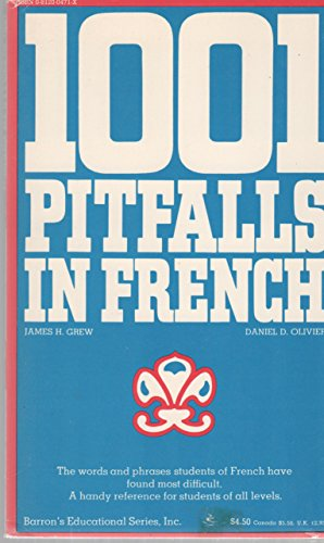 9780812004717: 1001 Pitfalls in French