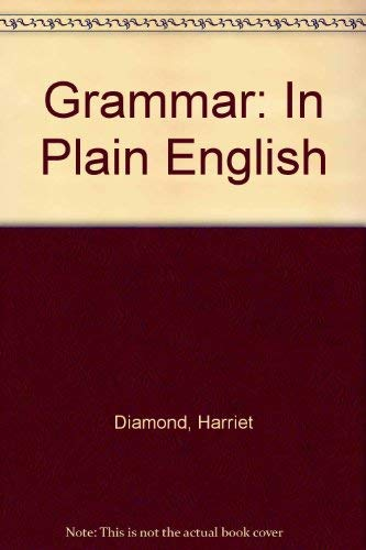 9780812005455: Grammar: In Plain English