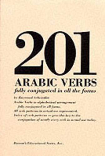 9780812005479: 201 Arabic Verbs (201 Verbs Series)