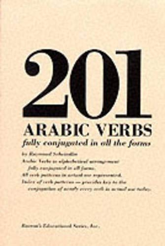 9780812005479: 201 Arabic Verbs: Fully Conjugated in All the Forms