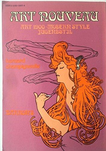 9780812006674: Art Nouveau