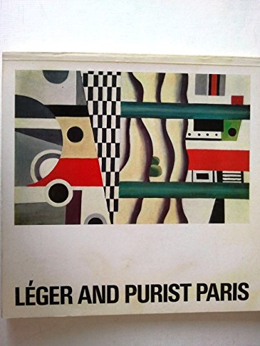 Leger and Purist Paris (Tata Gallery Art: Tate Gallery