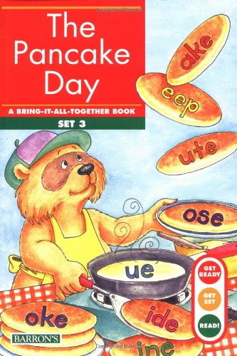 9780812010558: Pancake Day, The: Bring-It-All-Together Book (Get Ready, Get Set, Read!/Set 3)