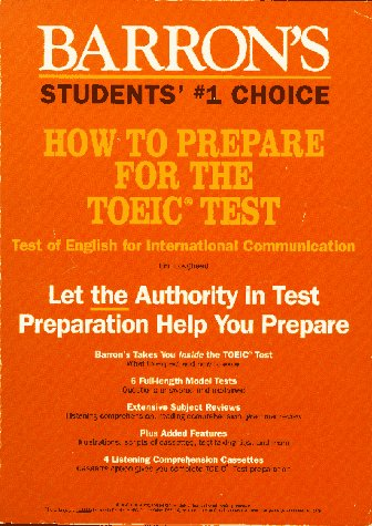9780812010572: HOW TO PREPARE FOR THE TOEIC TEST