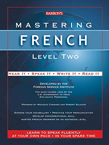 Mastering French, Level 2: Book Only (Mastering: Foreign Service Language