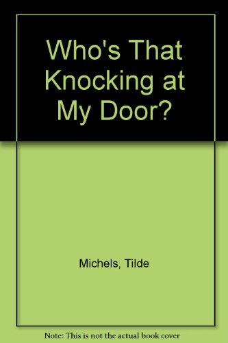 9780812014860: Who's That Knocking at My Door? (English and German Edition)