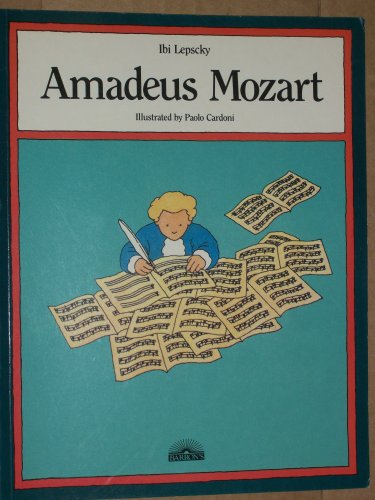 9780812014938: Amadeus Mozart: Famous People (Famous People Series)