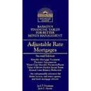 9780812015294: Adjustable Rate Mortgages