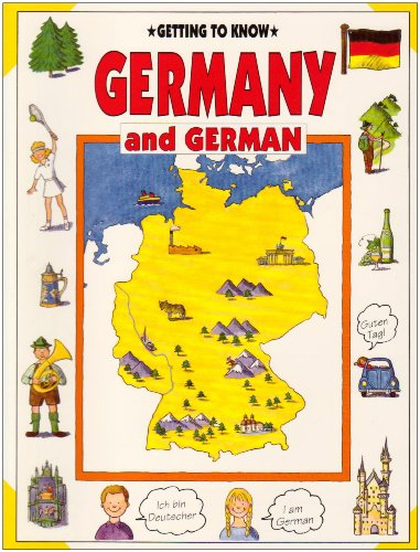 9780812015331: Getting to Know Germany and German