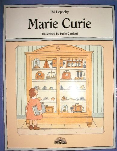 9780812015584: Marie Curie: Famous People
