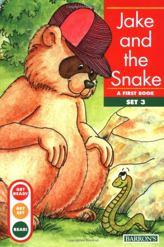 Jake and the Snake (Get Ready-Get Set-Read!): Erickson M.A., Gina,