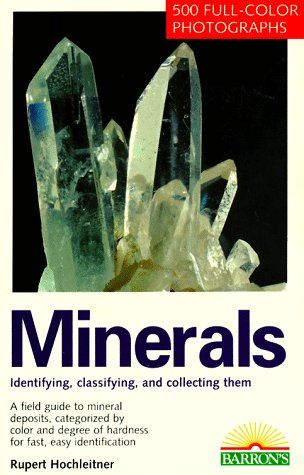 9780812017779: Minerals (Barron's nature guide)