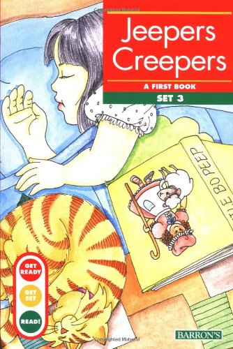 Jeepers Creepers (Get Ready-Get Set-Read!): Gina Erickson M.A.,