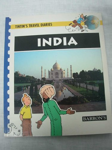 9780812018660: India (Tintin's Travel Diaries)