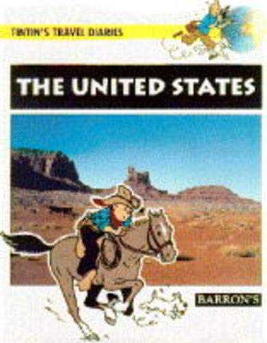 9780812018677: The United States (Tintin's Travel Diaries)