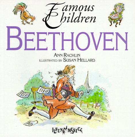 9780812019964: Beethoven (Famous Children Series)