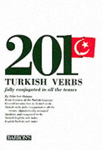 9780812020342: 201 Turkish Verbs (201 Verbs Series)