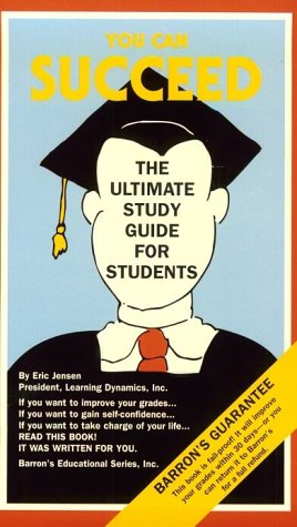 9780812020847: You Can Succeed: The Ultimate Study Guide for Students