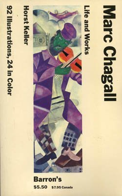 9780812020991: Marc Chagall: Life and Works (Pocket Art)