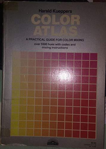 9780812021721: Color Atlas (Art) (English and German Edition)
