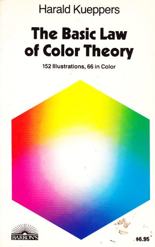 9780812021738: Basic Law of Color Theory