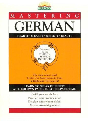 9780812022100: Mastering German