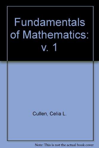 9780812025019: Fm, Fundamentals of Mathematics