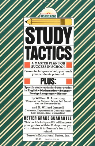 Study Tactics: Armstrong, William H.;