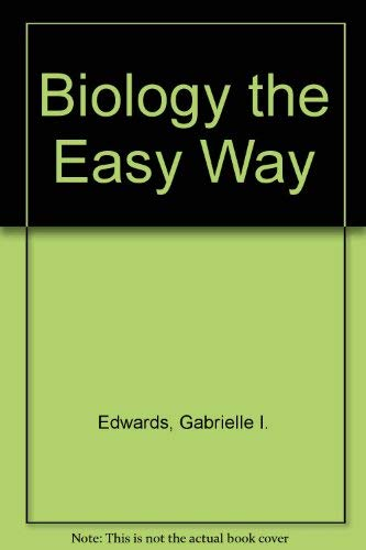 9780812026252: Biology the Easy Way