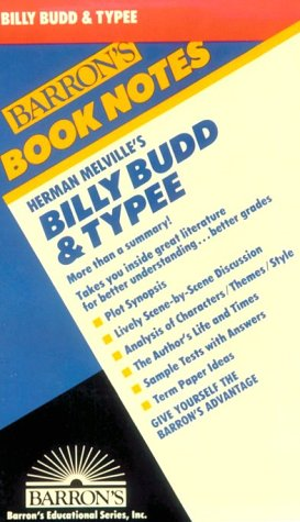 9780812034042: Herman Melville's Billy Budd and Typee (Barron's Book Notes)