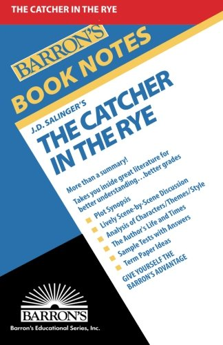 9780812034073: Catcher in the Rye (Barron's Book Notes)