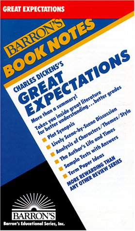 Great Expectations (Barron's Book Notes): Charles Dickens