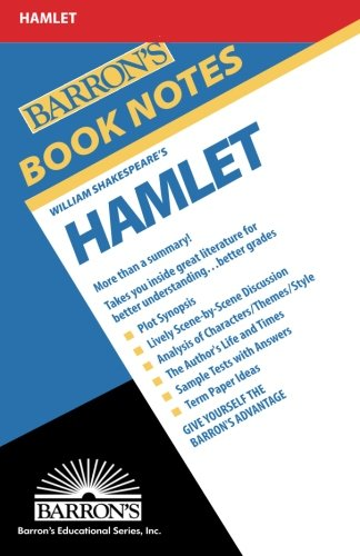 William Shakespeare's Hamlet (Barron's Book Notes): Feingold, Michael
