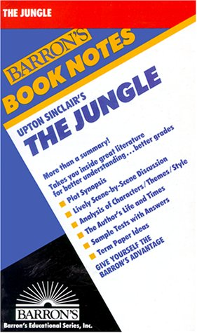 Upton Sinclair's the Jungle (Barron's Book Notes): Sinclair, Upton, Oatman,