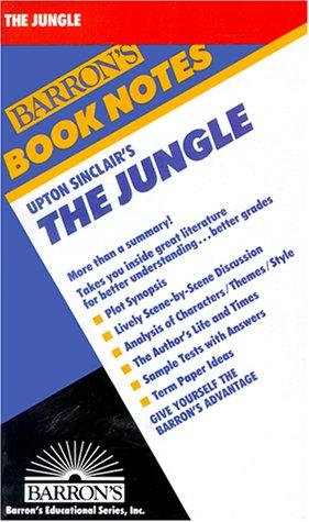9780812034240: Upton Sinclair's the Jungle (Barron's Book Notes)