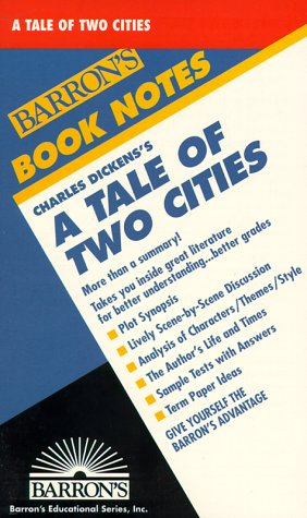 9780812034448: Tale of Two Cities, A (Barron's Book Notes)